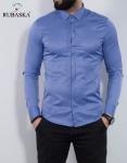 Мужские рубашки длинный рукав 24-07-443