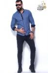 Мужские рубашки длинный рукав 24-40-005