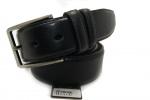 Мужской кожанный ремень-классика 40 мм
