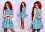 Модное женское платье М246