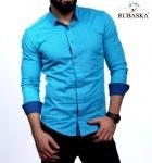 Мужские рубашки длинный рукав 25-01-625
