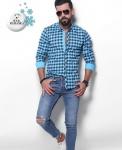 Мужские рубашки длинный рукав 25-31-002