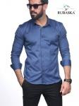 Мужские рубашки длинный рукав 26-07-431