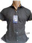 Мужские рубашки короткий рукав - батал Б2774-3
