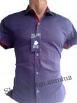 Мужские рубашки короткий рукав - батал Б2777-5