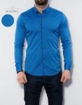 Мужские рубашки длинный рукав 29-21-733