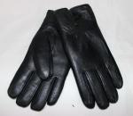 Мужские перчатки кожа/иск.мех 63-3