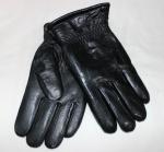 Мужские перчатки кожа/иск.мех 63-1
