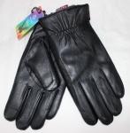 Мужские перчатки кожа/иск.мех 57-5