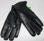 Мужские перчатки кожа/иск.мех 57-1