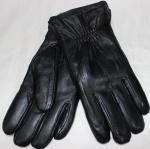 Мужские перчатки кожа/иск.мех 58-5