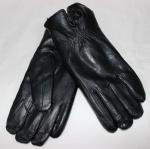 Мужские перчатки кожа/иск.мех 58-4