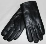 Мужские перчатки кожа/иск.мех 58-2