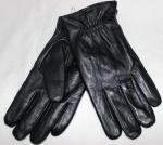 Мужские перчатки кожа/махра 50-6
