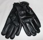 Мужские перчатки кожа/махра 50-5