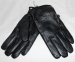 Мужские перчатки кожа/махра 50-2