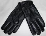 Мужские перчатки кожа/махра 50-4