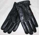 Мужские перчатки кожа/махра 50-3