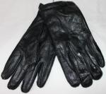 Мужские перчатки кожа/махра 80B-2