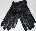 Мужские перчатки кожа/махра 80B-5