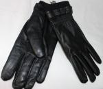 Мужские перчатки кожа/трикотаж 36-5