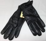 Мужские перчатки кожа/трикотаж 36-1