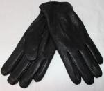Мужские перчатки кожа оленя/трикотаж 880-2