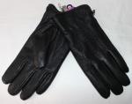 Мужские перчатки кожа оленя/трикотаж 880-3