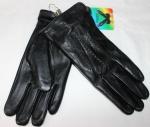 Мужские перчатки кожа/махра 832-3
