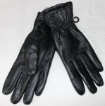 Женские перчатки кожа/махра 85-2