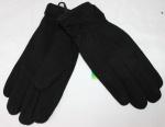 Мужские перчатки трикотаж/кролик 819-3