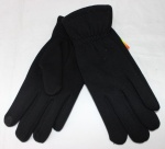 Мужские перчатки трикотаж/флис сенсор 827-1