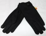 Мужские перчатки трикотаж/флис сенсор 827-4