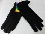 Мужские перчатки трикотаж/флис 81-5