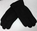 Мужские перчатки трикотаж/иск.мех 820-3
