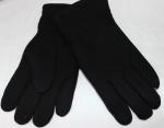 Мужские перчатки трикотаж/иск.мех 820-1