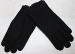 Мужские перчатки трикотаж/иск.мех 820-4