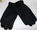 Мужские перчатки кашемир/иск.мех 822-5