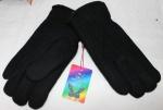 Мужские перчатки кашемир/иск.мех 822-3