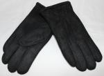 Мужские перчатки замша/иск.мех 869-2