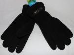 Мужские перчатки флис/иск.мех 72