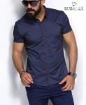Мужские рубашки короткий рукав 30-07-706