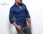 Мужские рубашки длинный рукав 30-07-417