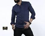 Мужские рубашки длинный рукав 31-56-302