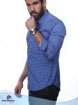 Мужские рубашки длинный рукав 32-19-702