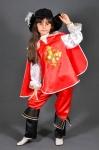 Новогодний костюм Гвардеец кардинала