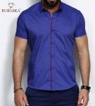 Мужские рубашки короткий рукав 34-06-706