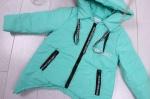Детские демисезонные куртки р.86-116 340