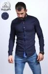 Мужские рубашки длинный рукав 35-01-519
