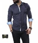 Мужские рубашки длинный рукав 35-01-647